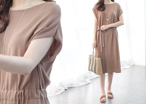 M10 OP5040 /アウサームストースリーズ夏季针织连衣裙(订购失控!)