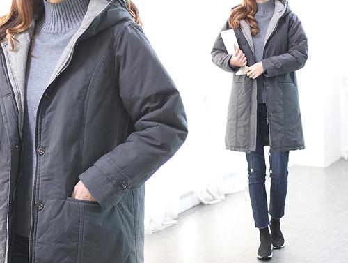 O28 JK5556 / Bono格纹羽服(5唡)